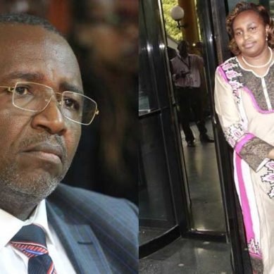 Senator Linturi: A male version of slay queen who preyed on Ms Kitany millions