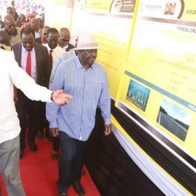Kisumu port launch hangs in balance