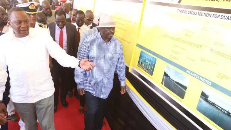 Kisumu port  launch hangs in balance