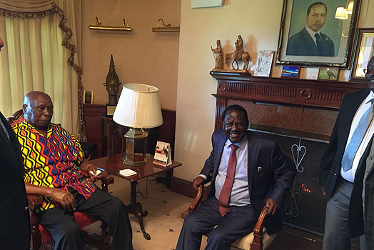 Why America wants Raila next president – Weekly Citizen