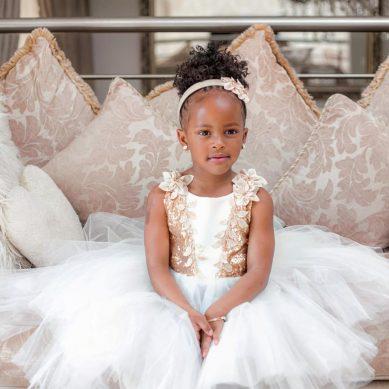 Meet Princess Tiffah, Diamond's daughter with Zari Hassan