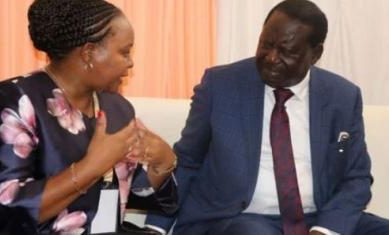 What next for Karua as Waiguru courts Raila?