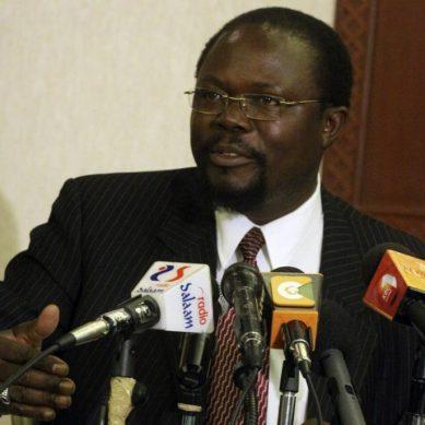 How Wamunyinyi was allowed to address BBI Bomas launch