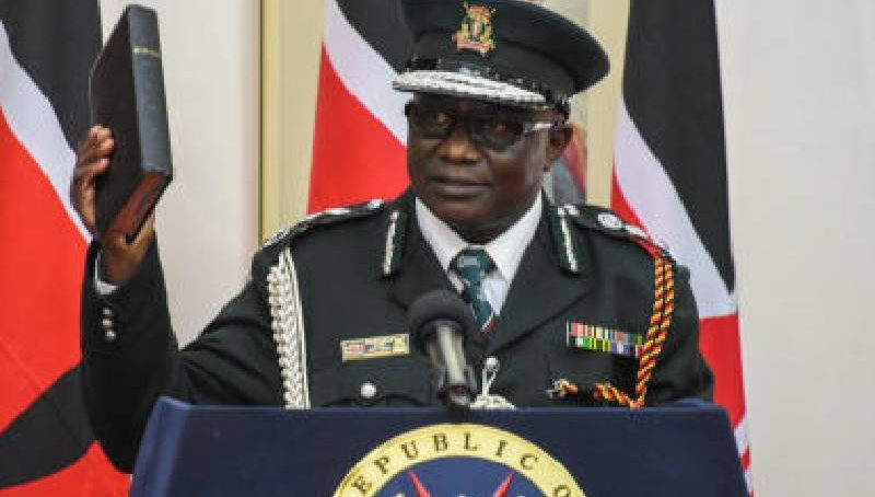 Names of Prison officers transferred