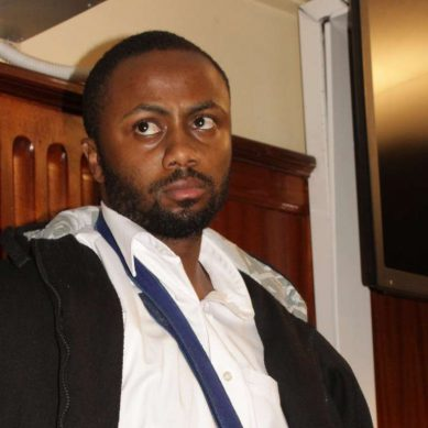 "Jacque Maribe: Why Jowie would ""kill"" Itumbi(PHOTOS)"