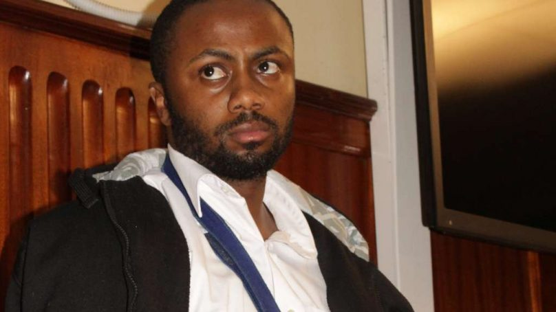 """Jacque Maribe: Why Jowie would """"kill"""" Itumbi(PHOTOS)"""