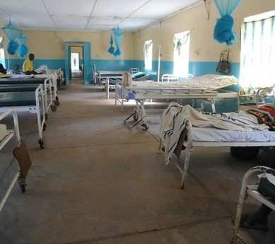 Kitui level 4 hospital was closed after threats