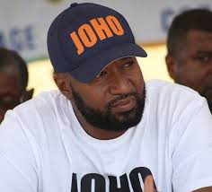 How Joho saved Ali Punjani from arrest