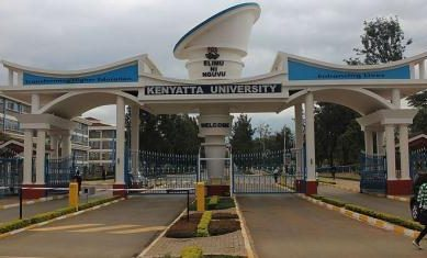 What is ailing giant Kenyatta University?