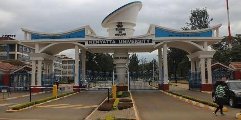 What is ailing giant Kenyatta University?