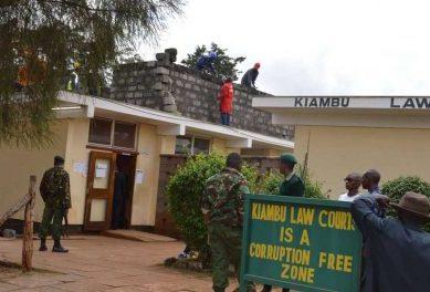 Kiambu mother throws twins in a dam