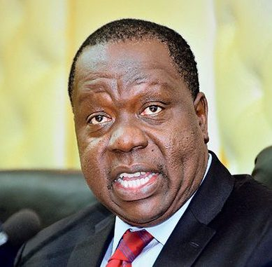 Inside plot to tame Matiang'i