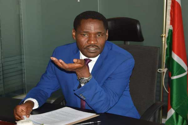 Managing  Director interviews divides KEBS board