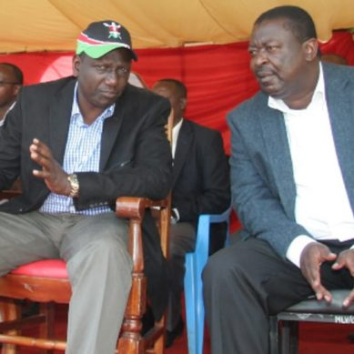 The Ruto-Musalia irony in Kibra mini poll and Luhya factor