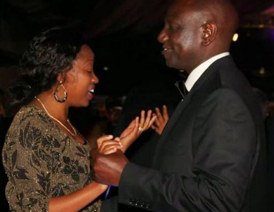 Women MPs fight over Ruto