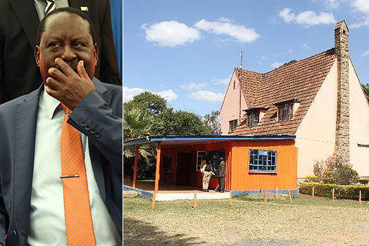 Dirty power Wars erupt at Raila Orange House