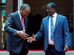 Raila plots 2022 Luo, Kikuyu pact