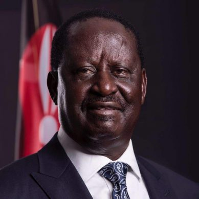 Raila factor in Luhya politics