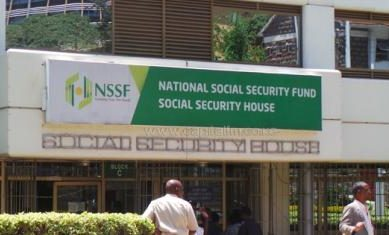 DP Ruto,NSSF board chair   Karangi fight over next CEO post