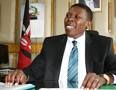 CS Wamalwa scheme to control Trans-Nzoia politics