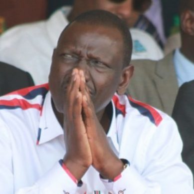Ruto's TangaTanga team on the receiving end