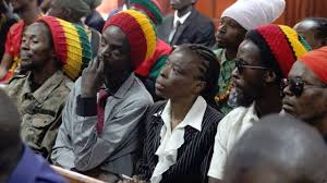 How Rastafarians celebrated High Court ruling(video)