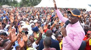 The Ruto-Musalia irony in Kibra mini poll and Luhya factor – Weekly Citizen