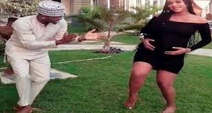 Diamond Platinumz and Tanasha pull serious dance strokes for Zari(VIDEO)