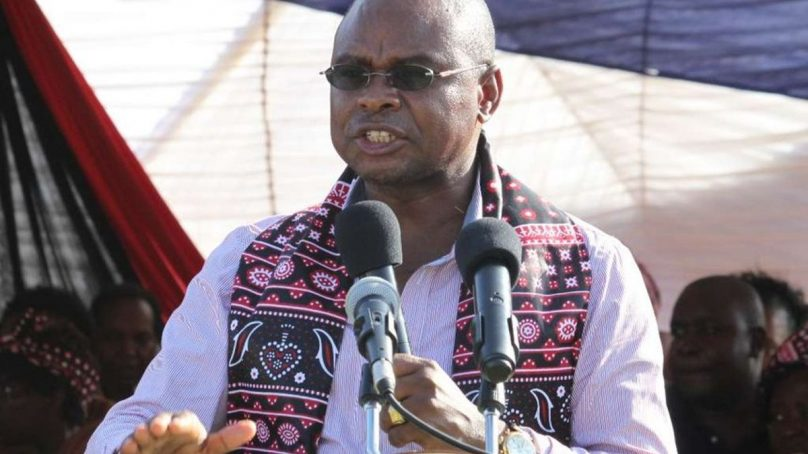 Panic as Kingi boycotts ODM Malindi campaigns