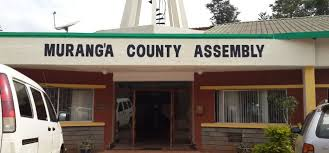 Lobbying for clerk Murang'a county assembly