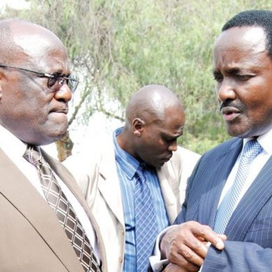 Muthama secretly forms party to check Kalonzo in Ukambani