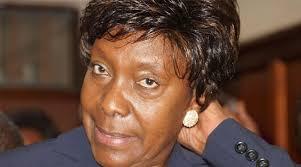 Shock as Ngilu drives herself away