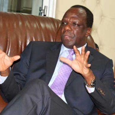 Panic as Oparanya set to sack chief officers