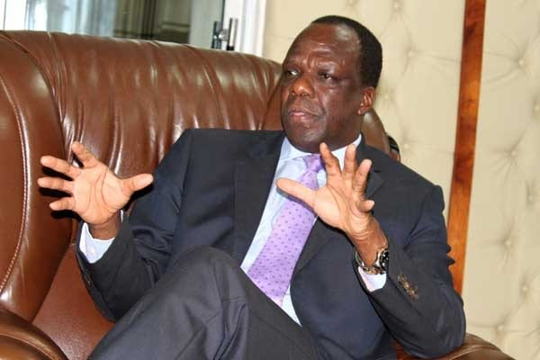 Governor Oparanya caught pants down – Weekly Citizen