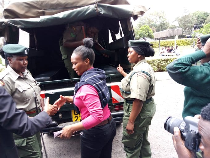 New twist as bitter Wairimu lays claim on Tob Cohens property – Weekly Citizen