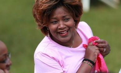 Inua Mama MPs to storm Shebesh office