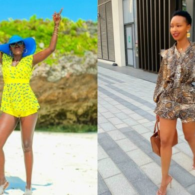 Akothee sex tape: Socialite Huddah Monroe rubbishes