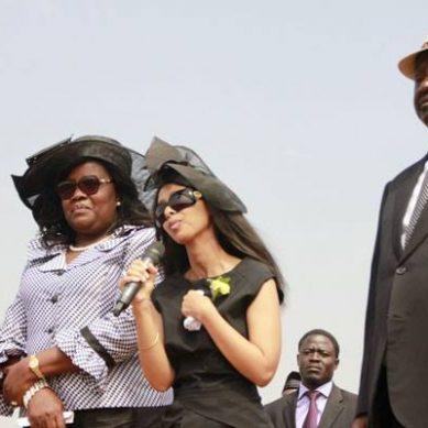 Ida Odinga, Fidel widow in bitter  multi million property fight