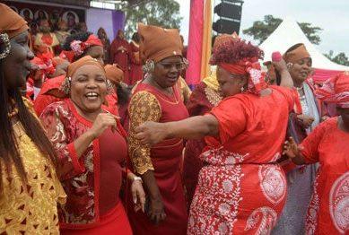 Feuds rock Inua Mama Mombasa office bearers