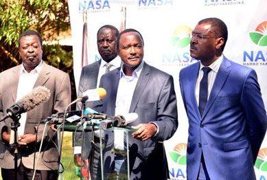 Why Raila wants Nasa dead
