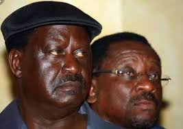 Raila fires Orengo from his kitchen cabinet