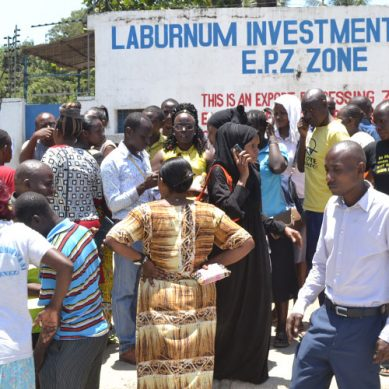 Staff stare at starvation as EPZ Simba shuts