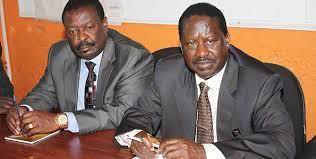 Raila drops Mudavadi in new power alliance