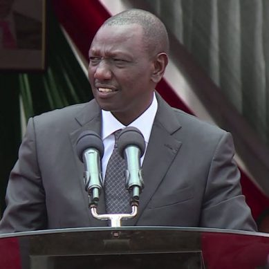 Mt Kenya elders ask Ruto to pick Kiunjuri