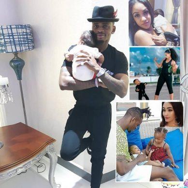 Diamond Platinumz, Tanasha Donna defy Sonko's request