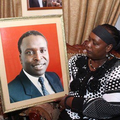 Senator Gideon Moi sucked in late Jonathan three widows court wealth battle