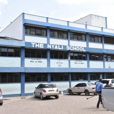 Nyali school parents to kick head