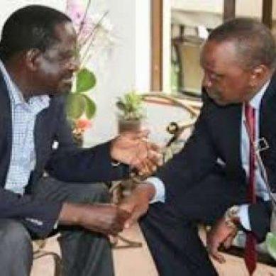 Uhuru, Raila to receive BBI report after Kibra by-election