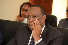 Uhuru ignores Ruto cabinet shuffle demands – Weekly Citizen