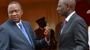 Uhuru ignores Ruto cabinet shuffle demands